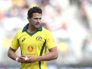 'Scrap it out': Aussie quick's plan to build team confidence