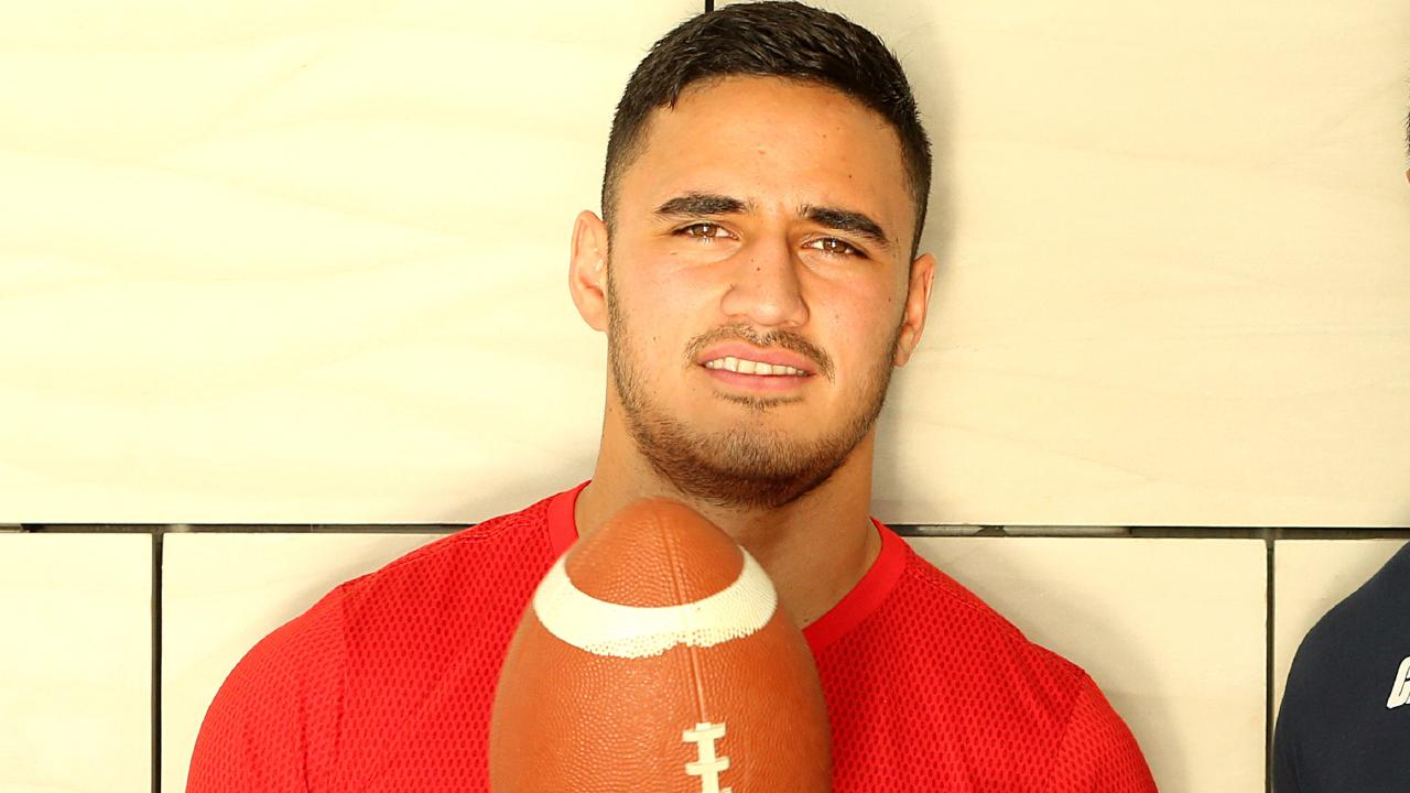 Valentine Holmes is reportedly set to quit the NRL to pursue an NFL dream.