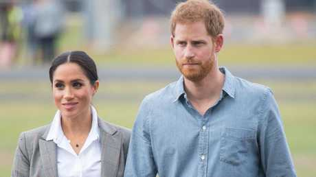 Meghan is carving out a role for herself. Photo: Dominic Lipinski - Pool/Getty Images