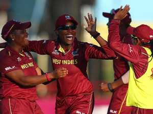 Epic England choke sets up Aussie-Windies semi