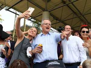 ScoMo reaps big donations during Queensland tour