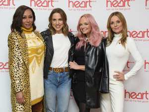 Spice Girls reunion kicks off in Dublin
