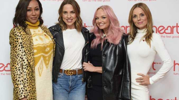 Spice Girls reunion kicks off in Dublin