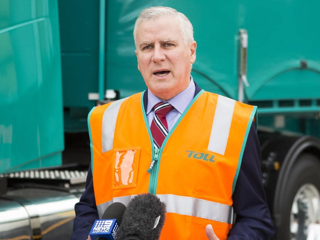 Deputy Prime Minister and Minister for Infrastructure, Transport and Regional Development Michael McCormack said funding for mental health would be allocated to three organisations.