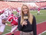 Cursed sideline reporter's day from hell