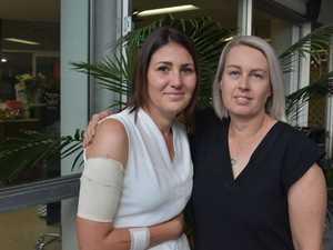 Carly Duckworth and Alana Buchanan's shared a