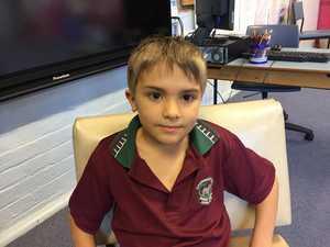 Oscar Boggsellers, 8 ,Year 2