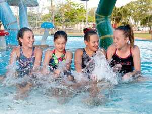Jari Davis, 13, Skyla Bradford, 9, Mia Bradford, 11
