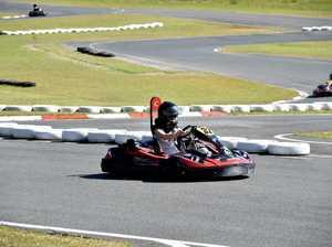 SU- Schoolies enjoy an afternoon at the Big Kart
