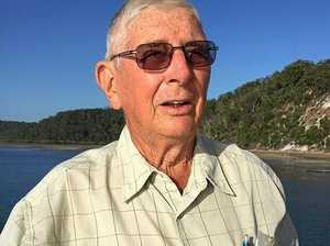 Fraser Island's ecosystem under threat