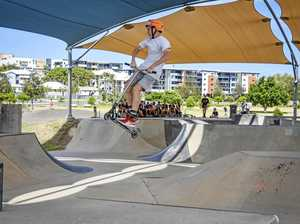 Spectacular skills on show at Freestyle Mega Jam