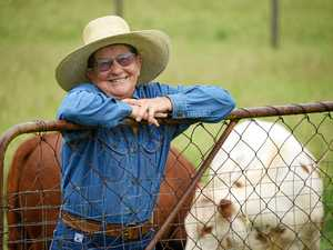 Girlie grazier a pioneer for women in beef