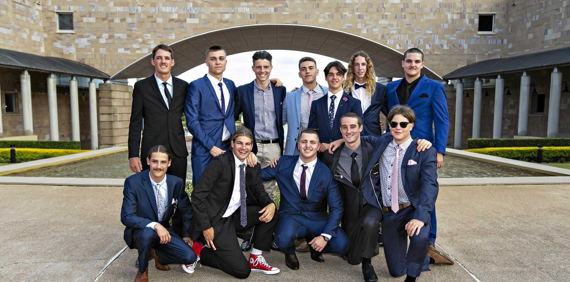 Kingscliff High Formal 14.11.18 - The Boys