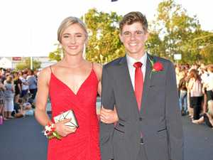 Lockyer District High students sign off in style at formal