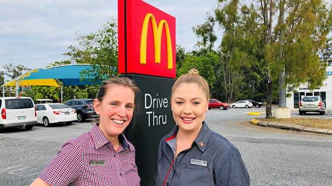 'Passionate': McDonald's employee's rising status