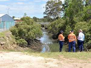 UPDATE: Truck drives off after oil spill on Hanson Rd