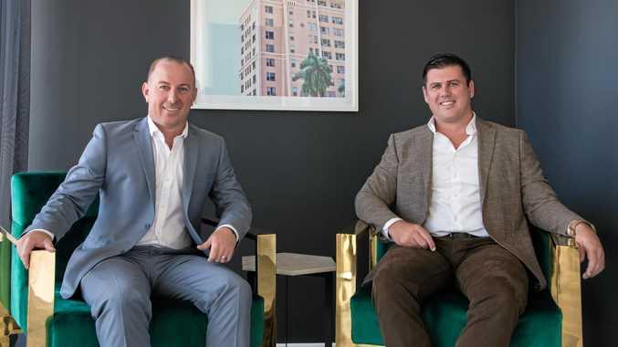 Powerhouse property duo open new Coast office