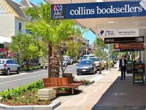 Caloundra streetscape