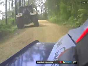 Tractorgate: Rally Australia clarify bizarre Coffs incident