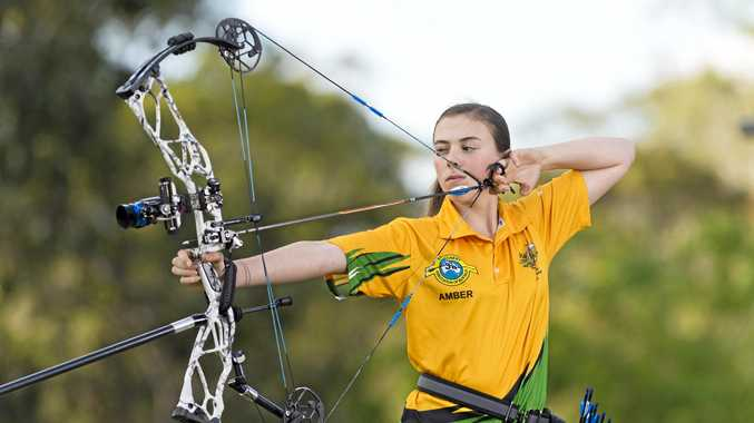 Talented teen shoots way to Australian title