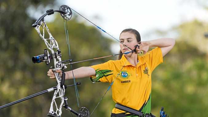 Talented teen shoots way to Australian title