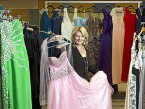 Formal outfit donation project set to expand