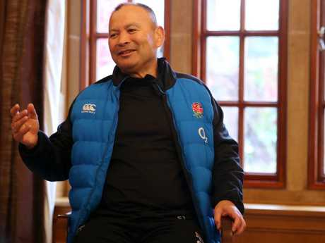 Eddie Jones has offered Rugby Australia some advice. Picture: Getty Images