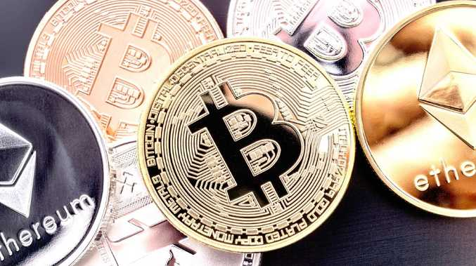 Bitcoin is having a bad week. Picture: iStock
