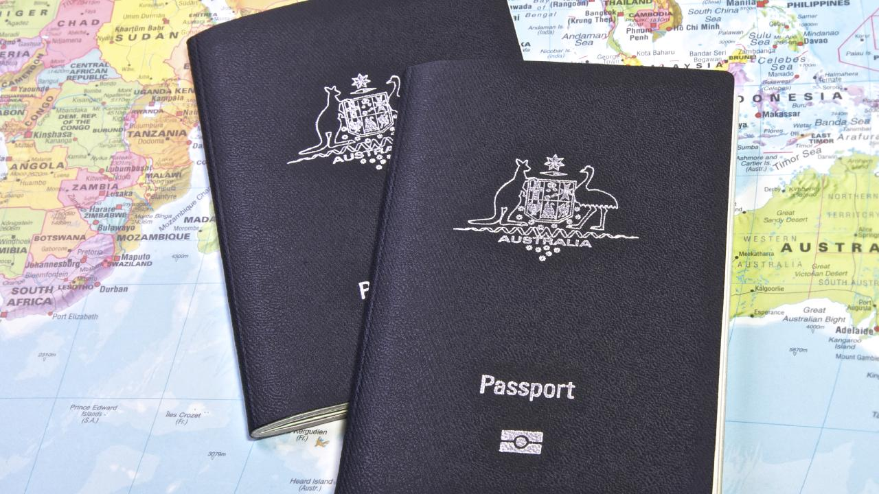 The passports of at least a dozen Islamic extremists in Victoria  accused of plotting or committing terrorist acts had been cancelled by authorities. Generic picture: iStock
