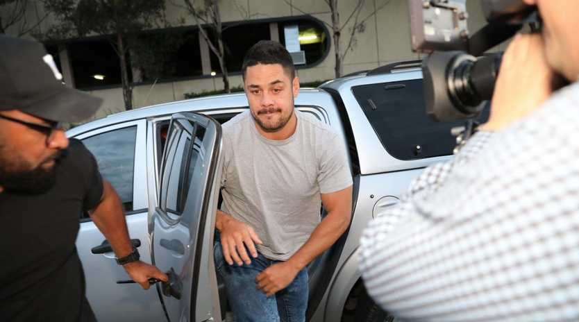 d87b1e0981b Hayne s alleged victim s app claim   You hurt me . Jarryd Hayne has had his bail  conditions ...