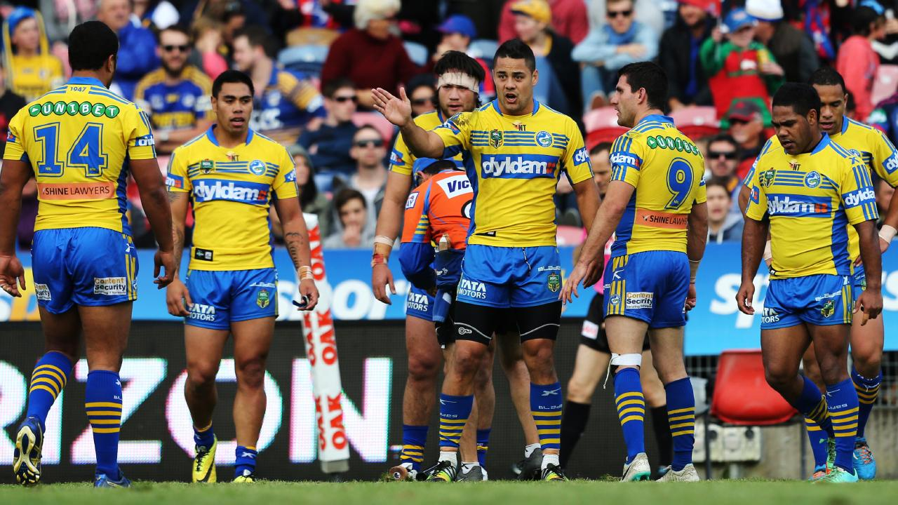 Hayne has been playing for the Parramatta Eels.