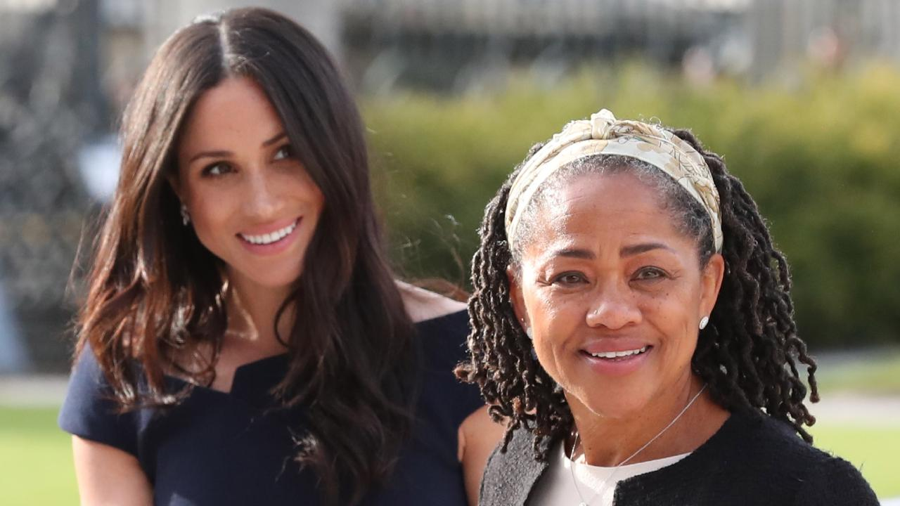 Meghan Markle and her mum Doria will reportedly both join the Queen for Christmas lunch. Photo: Steve Parsons/Getty Images