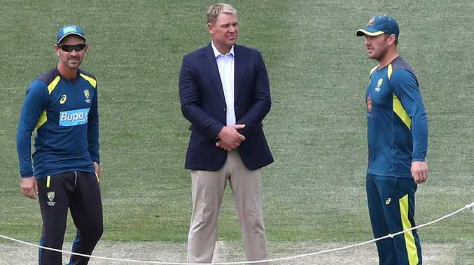 Shane Warne was furious after Saturday night's debacle.