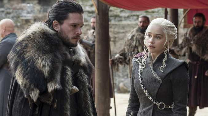 Kit Harington and Emilia Clarke said yes to appearing on Game of Thrones, but some stars regretfully said no. Picture: Macall B. Polay/HBO