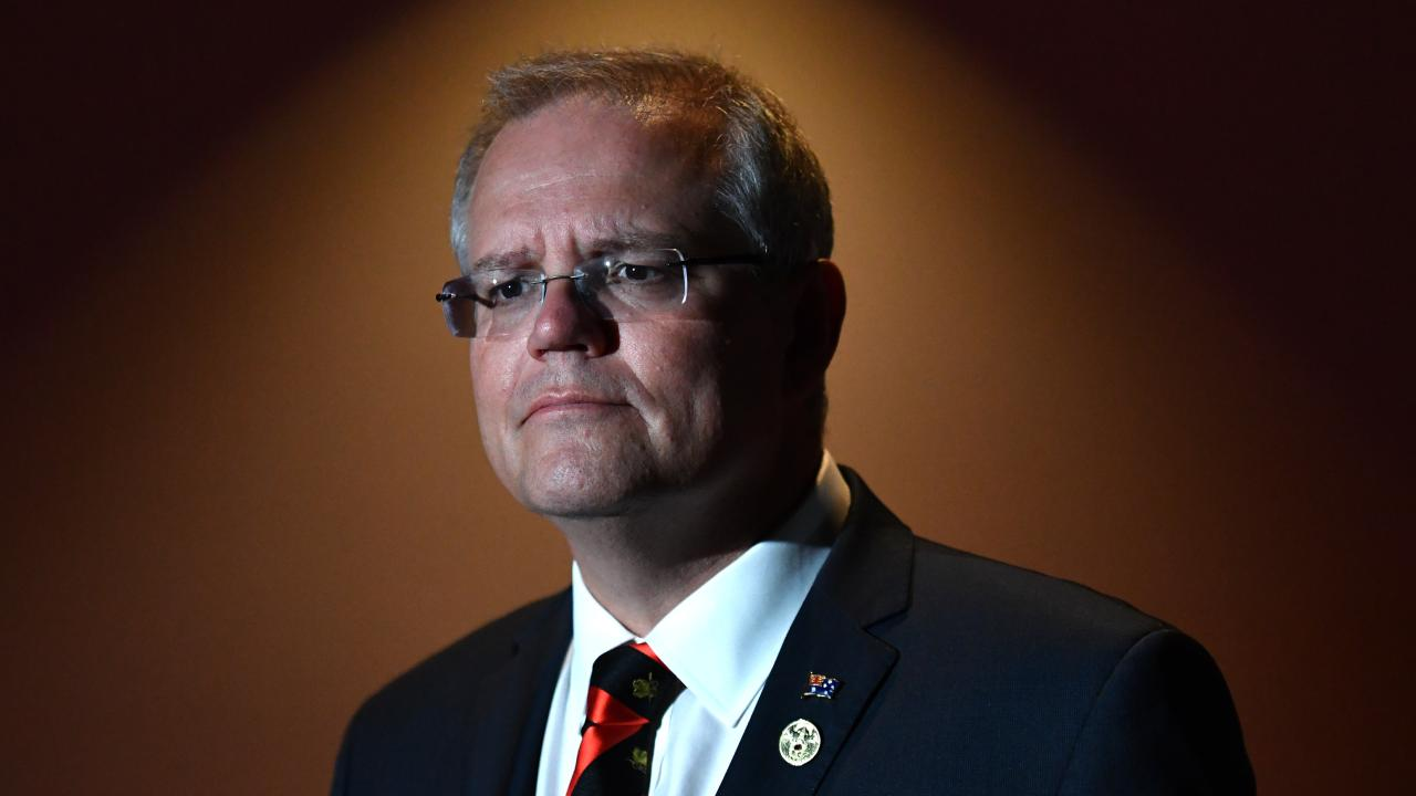 Prime Minister Scott Morrison is adroitly manoeuvring the country into a sensible debate on immigration. Picture: AAP/Mick Tsikas