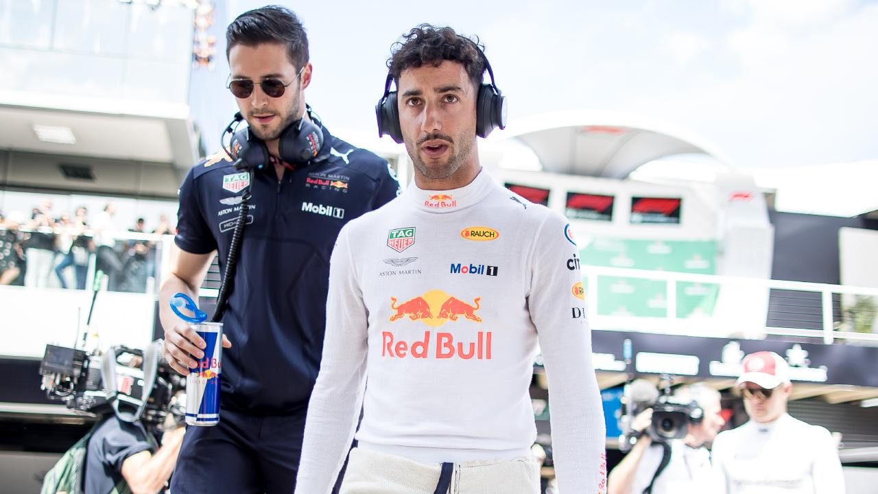 Daniel Ricciardo will still have a fight on his hands at Renault.