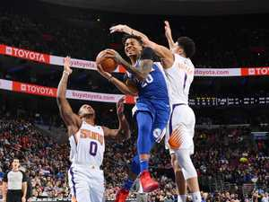 76ers star finally put out of his misery?
