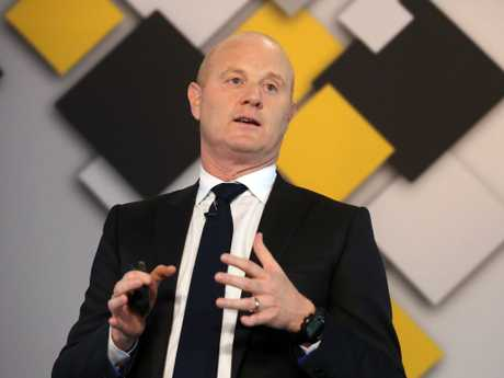 Former Commonwealth Bank CEO Ian Narev. Picture: James Croucher.