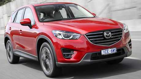 Mazda brought car like handling to the mid-size SUV category. Picture: Supplied