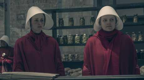 Season three of The Handmaid's Tale returns to SBS in 2019.