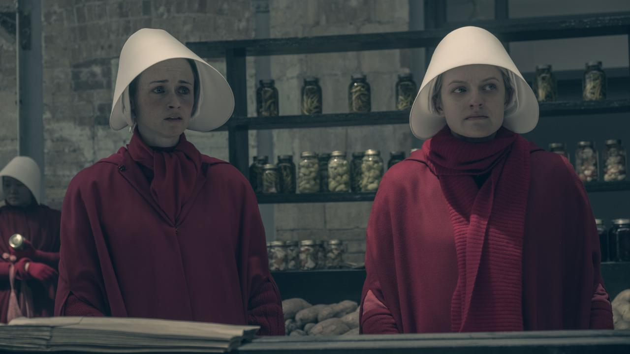 Season three of The Handmaid's Tale returns to SBS in 2019.