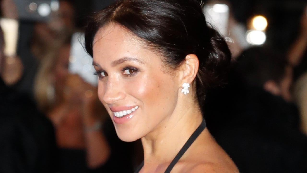 Meghan Markle looked dazzling at The Royal Variety Performance at the Palladium Theatre in London. Photo: Chris Jackson/Chris Jackson/Getty Images