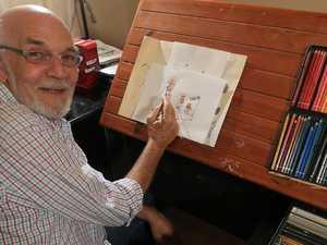 Controversial cartoonist Larry Pickering dead