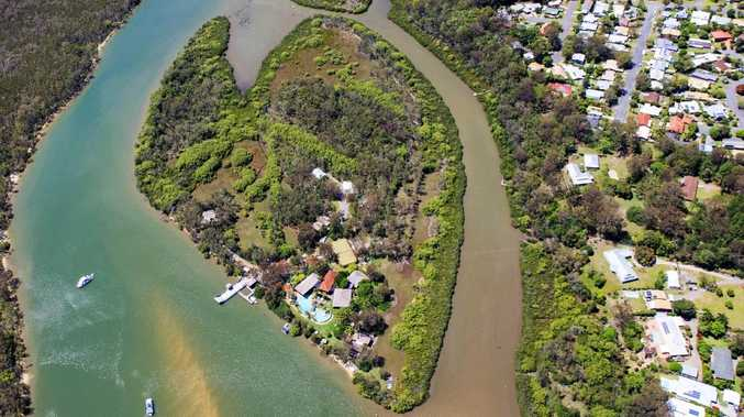 First look: Branson's $25k-a-night  Queensland hideaway