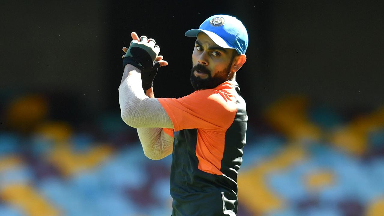 Virat Kohli might not want the spotlight as India chase a bit of history in Australia but the hosts believe it's likely to follow him regardless.