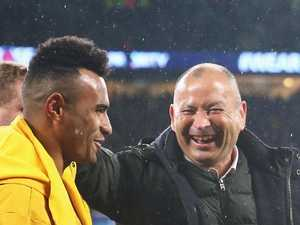 Genia graduates from 'fat little bloke' to 100-Test player