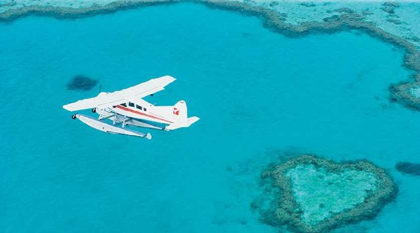 The Great Barrier Reef is officially one of Australia's seven wonders. Picture: Supplied