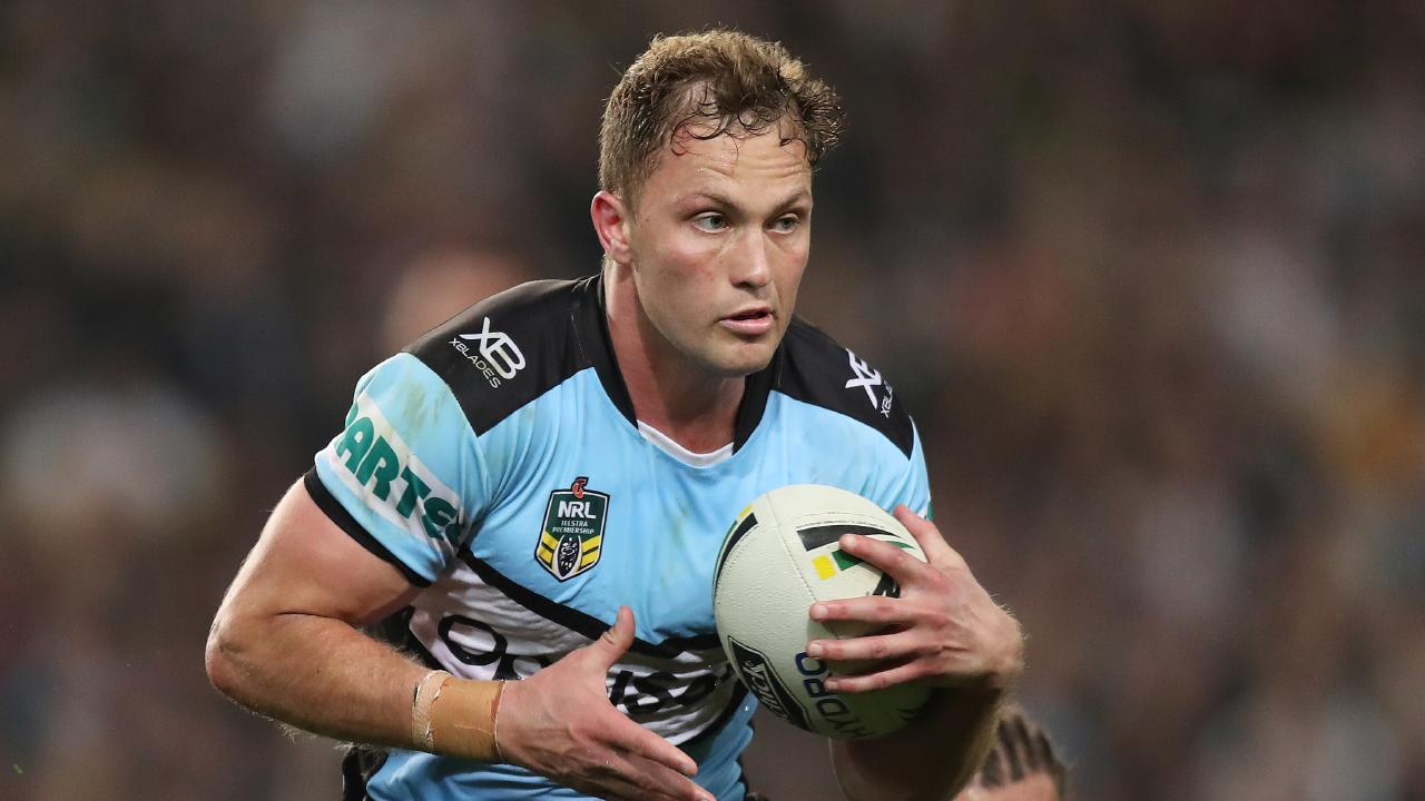 Matt Moylan is poised to make his return. Picture by Brett Costello.