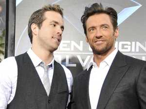 Ryan Reynolds roasts Hugh Jackman