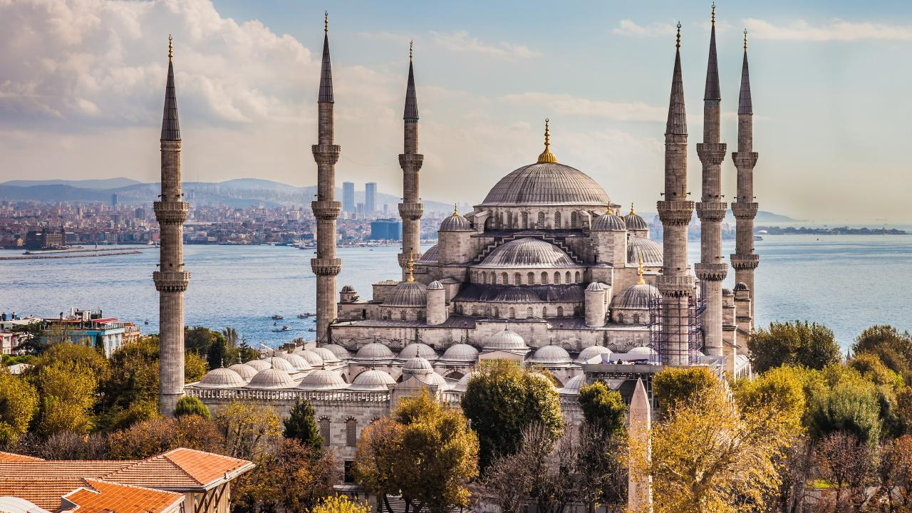 The Blue Mosque in Istanbul. Picture: Istock